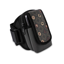 Portable Wrist Pouch Mobile Cell Phone Armband Bag