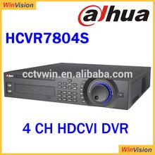 Dahua hdcvi dvr Dahua HCVR7804S,1HDMI/VGA/TV simultaneous video output,1 HDMI separate output