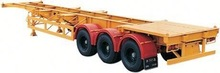 HOWO cargo container truck for express company