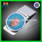 wholesale promotion zinc alloy die casting wallet shop (xdm-w200)