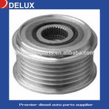 Alternator overruning pulley for Firt,Skoda,VW,F00M147723,Lester:79202041,0124325020