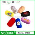 Vários padrões moda almofada microbeads