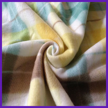 100 polyester polar fleece fabric for blanket and bed sheet
