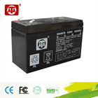 Leading manufacturer Factory price ups battery 12v 6ah for UPS with one year guarantee