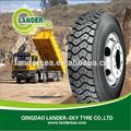 Venta al por mayor de buena calidad de los neumáticos de camión no utilizados radial de neumáticos de camión 11.00r20 ls999 la posici&oacute
