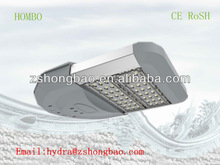 LED street lighting 80w/solar panel/drive 12v/ pole8m /battery and controller