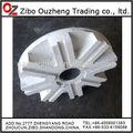 Alta calidad de alta pureza anti - oxidate rotor de grafito de paletas