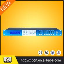 DSP-260 dsp fm broadcast audio processor