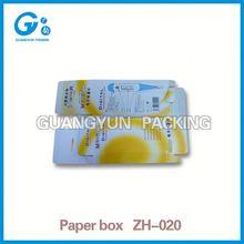 Manufacturer packaging box fair show box
