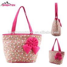 Cute baby love diaper bag/baby diaper tote bag wholesale