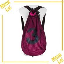 fabric mesh net dinosaur backpack