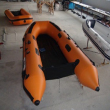 Hot sale inflatable boats with engine inflatable fishing boat