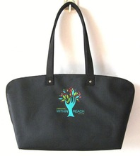 High quality beach canvas bags 2012,custom logo print and size, OEM orders are welcome
