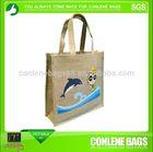 wholesale small jute bags drawstring