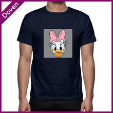 2014 Hot Sale Promotional EL t shirt & LED t shirt