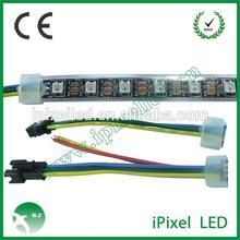 black pcb ws2811 outdoor led tape light
