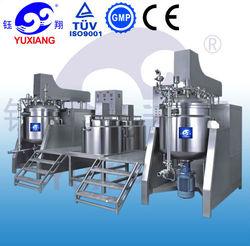 liquid soap mixer and homogenizer automatic mixer machine