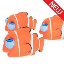 2014 Factory custom wholesale plastic nemo fish toy