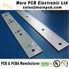 2 Layer Lead Free HAL 2 oz Aluminum PCB Board , Aluminum Circuit Board