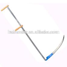 garden long handle sickle