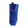 Good Quality Recycled Jute Wine Bags Recycled Bottle Wine Bag