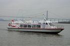 17m passenger boat high speed inland river