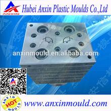Plastic frame profile moulding for PVC