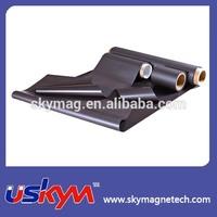 self-adhesive magnetic sheet for smoke detector