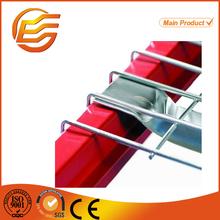 Metal decking rigid welded wire metal decking