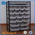 Boltless adjustable storage mini mart shelving system