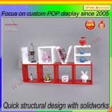 corative display design for retail shop decorative display furniture