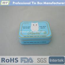 small metal cartoon snack food packaging , snack food packaging