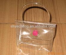 hot sale eco custom oxo biodegradable pvc plastic gift candy bag