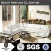 Baochi togo sofa sale,china goods wholesale,leather white recliner sectional sofa C1165
