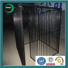 Hot dipped galvanized dog shock collars pet fence steel dog cage