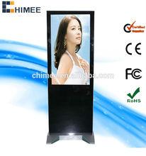 new technology 2014 digital media player /new model mp4 digital player (HQ42ES-1,support sd/cf/usb)