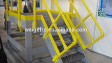 WellGRID Factory Supply FRP GRP Fiber Glass Stair Treads