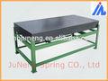 Martillo de hierro fundido placa de superficie de fabricación