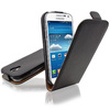 For Samsung S4 mini cell phone case,flip genuine leather case for S4 mini