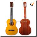 De alta- final actualizado modelo estudiante de guitarra clásica( ac70n)