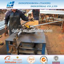 export to Australia galvanized double bending pipe struts