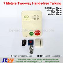 New Hot Sale !!! Intelligent GSM Elderly Alarm With Multi Language,Elderly Help Alarm