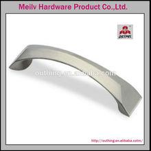 USA Canada america market demand furntiure cabinet brush nickel zinc handle pulls