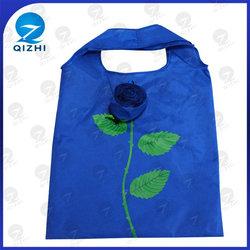 wholesale cheap polyester folding shopping bag