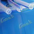 proveedor de silicona ronda perforada tubo de drenaje