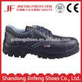 industrial de acero del dedo del pie de la tapa resistente a los ácidos de protección de seguridad zapatos de trabajo utiliza la acción proteger transpirable de seguridad calzado popular