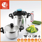 professional stainless steel pressure cooker cookware set