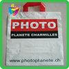 Yiwu China cheap wholesale plastic bag carrying handle