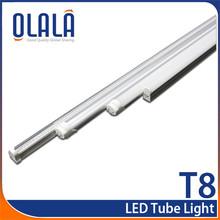 High quality 1200mm 20W CE ROHS portable garage T8 LED Tube Light