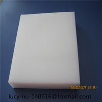 Plastic UHMW-PE polyethylene 6mm thickness rubber sheet